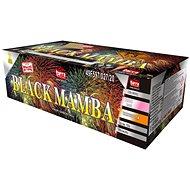 Professional compound fireworks black mamba 200 rounds - Fireworks