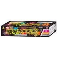 Professional compound fireworks megacrash 300 shots - Fireworks