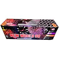 Fireworks - batteries of projectiles new world 90 rounds - Fireworks
