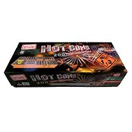 Professional compound fireworks hot bomb 200 shots - Fireworks