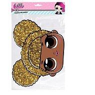 Papírová maska - queen bee - Doplněk ke kostýmu