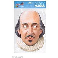 Maska celebrit - Shakespeare - Doplněk ke kostýmu