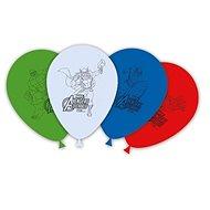 Latexové balónky AVENGERS - 28 cm - 8 ks        - Balonky