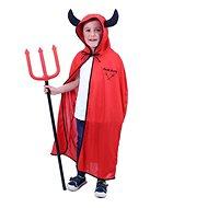 Dětský plášť  čertík bertík - Dětský kostým