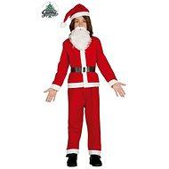 Dětský kostým Santa Claus - Vánoce - vel. 10-12 let - Dětský kostým