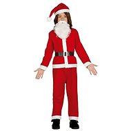 Dětský kostým Santa Claus - Vánoce - vel. 3-4 roky - Dětský kostým
