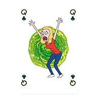 Waddingtons No. 1 Rick & Morty - Card Game
