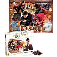 Puzzle - Harry Potter - 1000 ks - Famfrpál - Puzzle