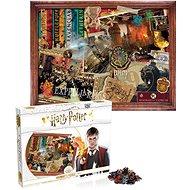 Puzzle - Harry Potter - 1000 ks - Bradavice - Puzzle