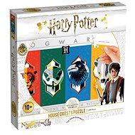 Puzzle - Harry Potter - 500 ks - House Crests - Puzzle