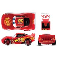 CARS 3 McQuinn Flash Alarm Clock with Projector - Clock