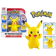 POKEMON Pikachu interactive figurine