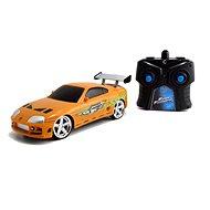 Jada Fast and Furious RC Car Brian's Toyota 1:24 - RC Remote Control Car