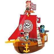Abrick Pirátská loď - Loď