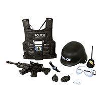 Rappa policejní vesta s příslušenstvím - Doplněk ke kostýmu