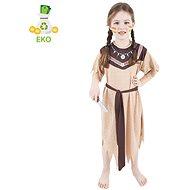Rappa dětský kostým indiánka s páskem (M) - Dětský kostým