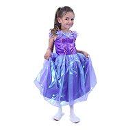 Rappa children' s costume purple princess (S)