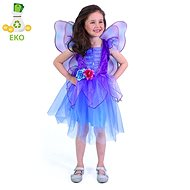 Rappa children' s costume purple fairy (S) - Children's Costume