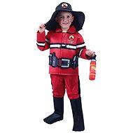 Rappa children' s costume firefighter (S)
