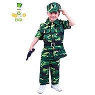 Rappa children' s soldier costume (M)
