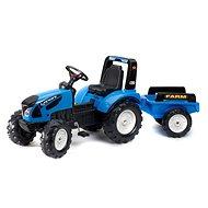 Šlapací traktor Traktor šlapací Landini Serie 7 s valníkem
