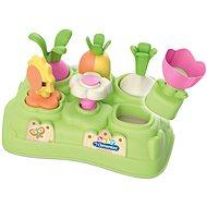 Clementoni Baby zahrádka - vkládání tvarů - Hračka pro nejmenší