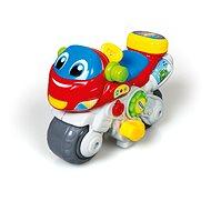 Interaktivní hračka Clementoni Interaktivní zábavná motorka