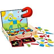 Hape Magnetic Art Box - Wooden Toy