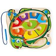 Hape Magnetický labyrint s kuličkou-Mořská želva