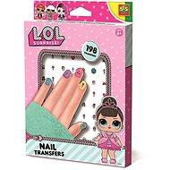 Ses L.O.L. - zdobení nehtů - Dětská kosmetika