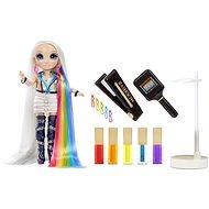 Rainbow High Vlasové studio s panenkou - Kreativní hračka