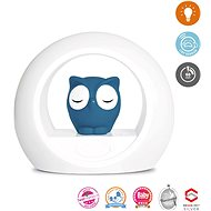 ZAZU - Owl LOU blue - night light with crying sensor - Night Light