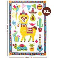 Yookidoo - Velká hrací deka Fiesta