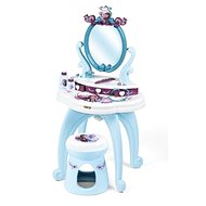 Smoby Ice Kingdom 2 Dressing table 2in1 with high chair