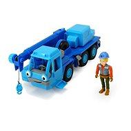 Dickie Bořek Truck crane Talking ship and figurine Týna - Toy Vehicle