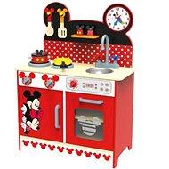 Kuchyňka Derrson Disney Dřevěná kuchyňka XL Mickey a Minnie