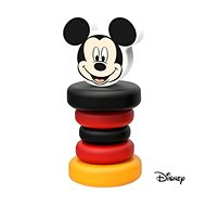 Derrson Disney Wooden Rattle Mickey Mouse