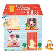 Derrson Disney Wooden Puzzle House for the little ones