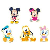 Derrson Disney Wooden puzzle by Mickey and friends