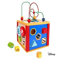 Derrson Disney multifunctional cube Mickey Mouse 5in1