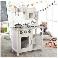 Derrson Wooden kitchen Olivia with accessories