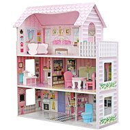 Derrson wooden house for Annet dolls