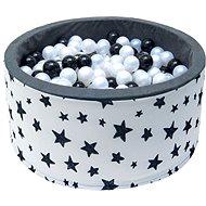 iMex 2846 Suchý bazén s míčky hvězdy - Stan