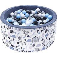 iMex 2921 Suchý bazén s míčky  - Stan