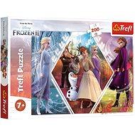 Trefl Puzzle Ledové království II/Frozen II  200 dílků - Puzzle