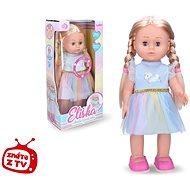 Wiky Eliška chodící panenka modrá