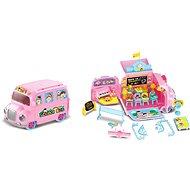 Wiky Školní autobus pro panenky - Auto