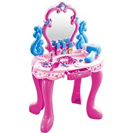 Wiky Girl' s cosmetic table with accessories (without chair)