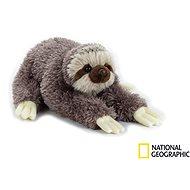 National Geographic plush sloth 28 cm