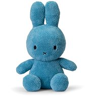 Miffy Sitting Terry Ocean Blue 33cm - Plyšák